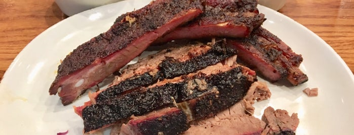 Gatlins BBQ is one of Gourmet!.