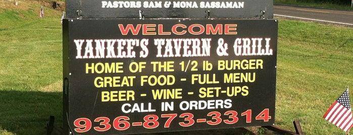 Yankee's Tavern is one of Orte, die Tom gefallen.
