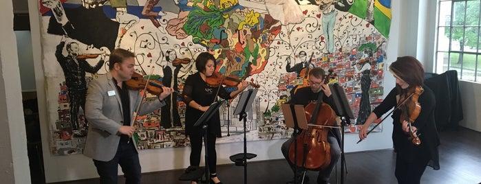 Houston Arts Alliance is one of Do Houston.