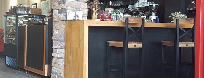 Inception Coffee is one of Ankara'nın Kaliteli Mekanları.