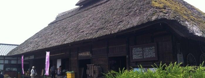 黒羽くらしの館 is one of Orte, die Shigeo gefallen.