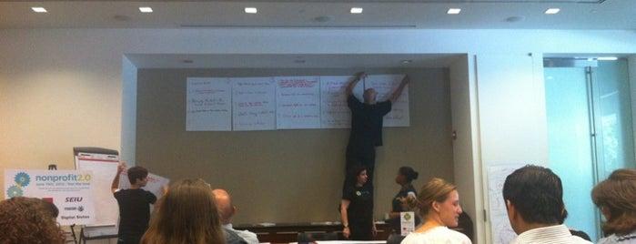 Nonprofit 2.0 Conference is one of Locais curtidos por Ron.
