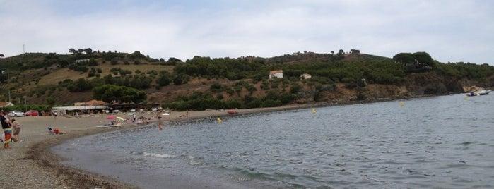 Platja de Garbet is one of Cadaques.