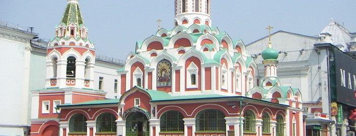 Собор Казанской иконы Божьей матери (Казанский собор) is one of Закладки IZI.travel.