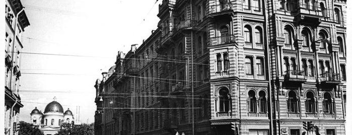 Остановка «улица Пестеля» is one of Закладки IZI.travel.