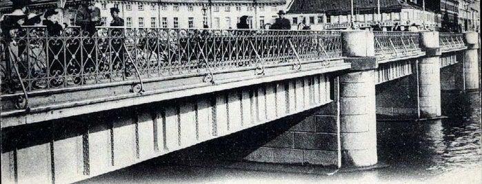 Семеновский мост is one of Закладки IZI.travel.