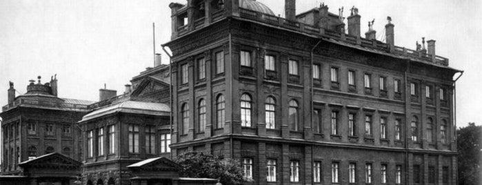 Аничков дворец is one of Закладки IZI.travel.