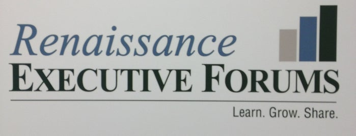 Renaissance Executive Forums Dallas is one of Robertさんのお気に入りスポット.