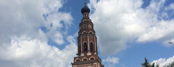 Церковь во имя иерусалимской иконы божей матери is one of Tempat yang Disimpan Сергей.