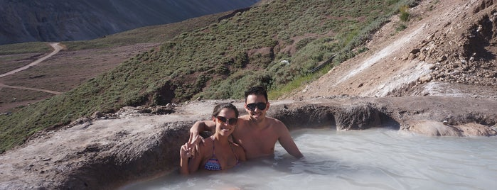 Termas de colina is one of Chile.