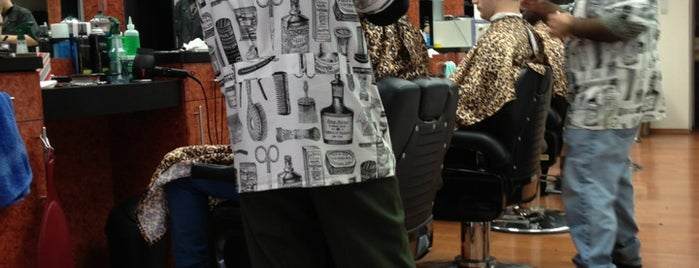 George's Barber Shop 2 is one of NYC Barbers.