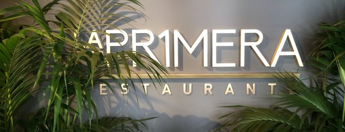 La Primera is one of Food & Fun - Madrid.