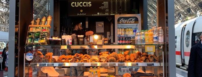 Cuccis is one of Posti che sono piaciuti a Robert.