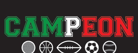 Campeon is one of Sports Bars-To-Do List.