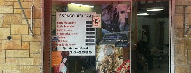 Espaço Beleza is one of Lu.