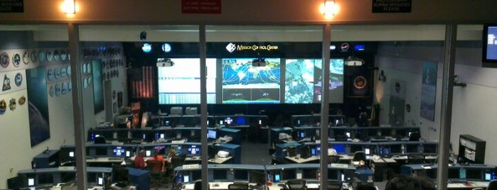 Christopher C. Kraft Jr. Mission Control Center is one of Aerospace Museums.
