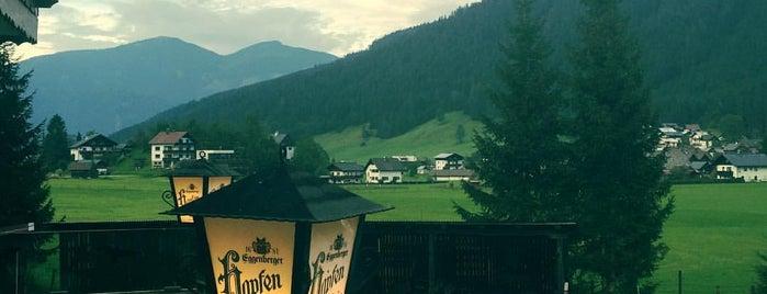 Gasthaus Echo is one of สถานที่ที่บันทึกไว้ของ Sebastian.
