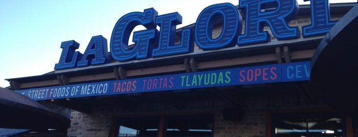 La Gloria is one of บันทึกเดินทาง San Antonio, TX (#278).