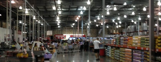 Costco is one of Vegan Santa Monica.