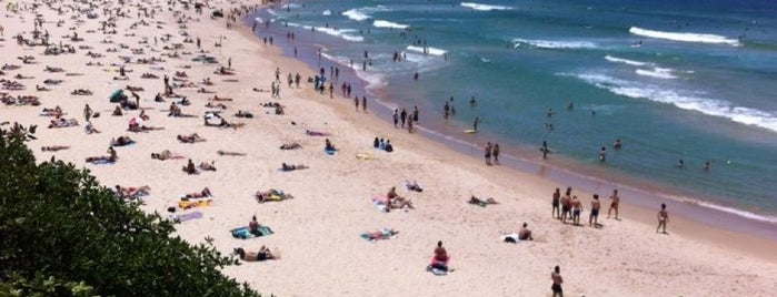 Bondi Beach is one of Go Ahead, Be A Tourist.