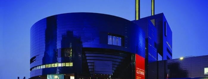 Guthrie Theater is one of The Great Twin Cities To-Do List.
