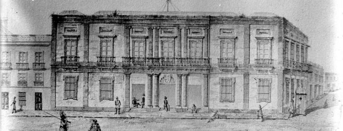 Cabildo is one of Coolplaces Montevideo.