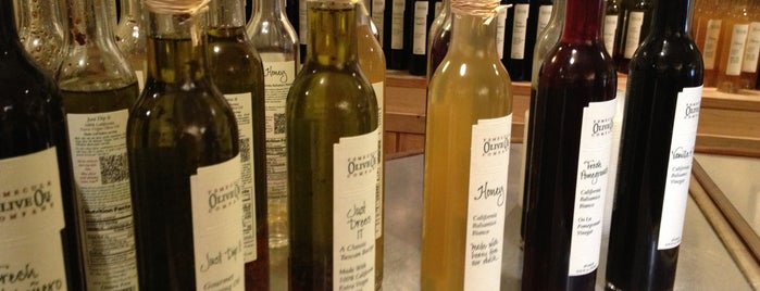 Temecula Olive Oil Company is one of Temecula Wineries & More.