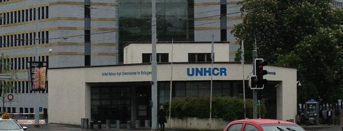 United Nations High Commissioner for Refugees (UNHCR) is one of Your local guide to Geneva.