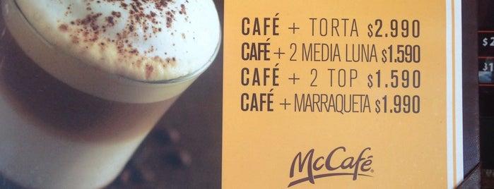 McCafé is one of สถานที่ที่ Natalia ถูกใจ.