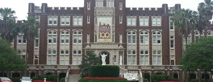 Loyola University is one of New Orleans.