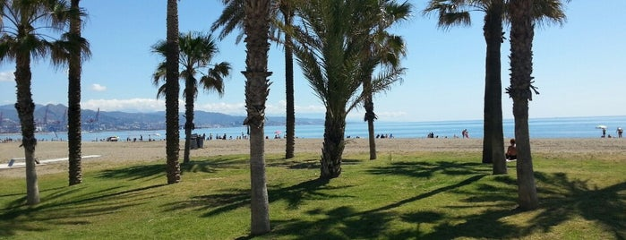 Playa de La Misericordia is one of Spain!.