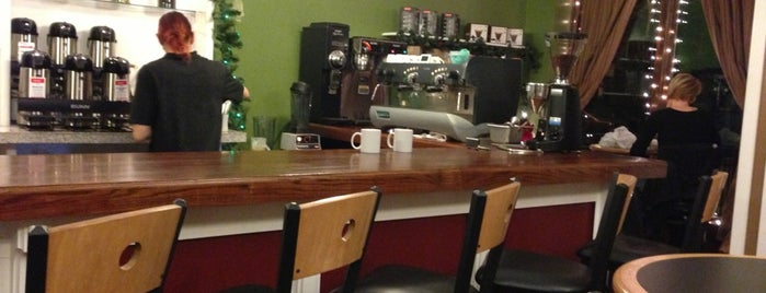 Encompass Coffee Bar & Cafe is one of WNY Restaurants.