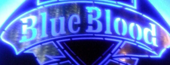 Blue Blood is one of Joel Adrian 님이 좋아한 장소.
