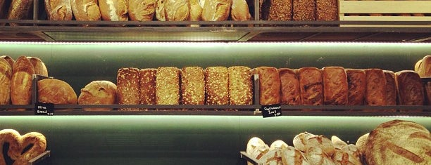 Breads Bakery is one of NY Vegetarian Favorites.