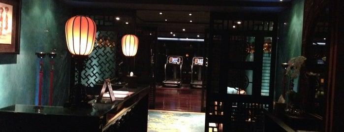 Buddha Bar Fitness & Spa is one of Buddha-Bar.