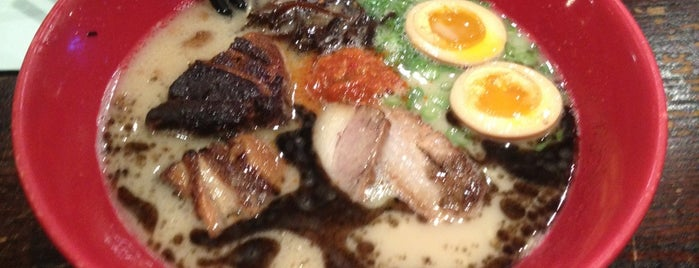Ippudo is one of NYC.