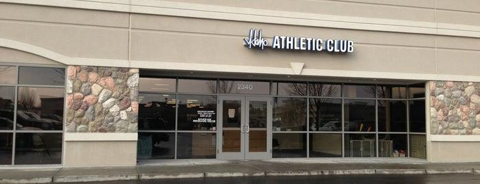 Idaho Athletic Club is one of Gespeicherte Orte von Richard.