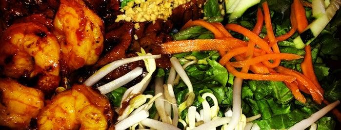Little Saigon Noodle & Grill is one of Posti che sono piaciuti a Jason.