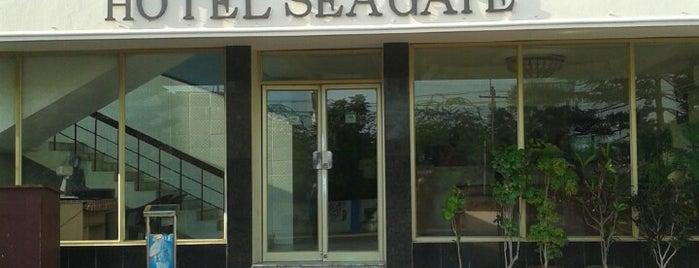 Seagate Hotels is one of Posti salvati di Jobin.