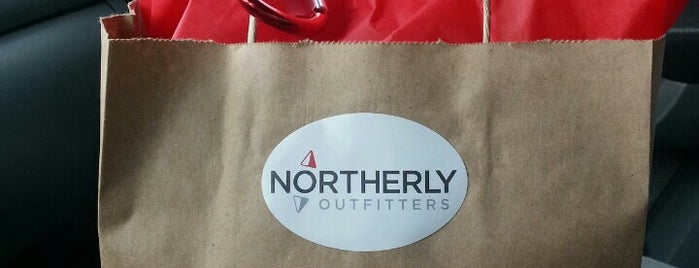 Northerly Outfitters is one of Shelleyさんのお気に入りスポット.