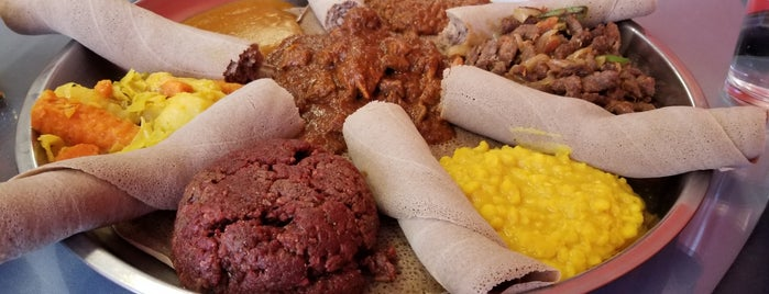 Tesfa Ethiopian Cuisine is one of Chitown - Chiraq.