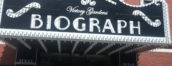 Victory Gardens Biograph Theater is one of Lugares favoritos de Andre.