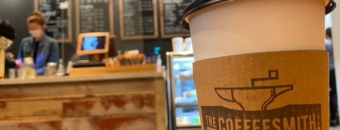 The Coffeesmith is one of Welcome Home!.