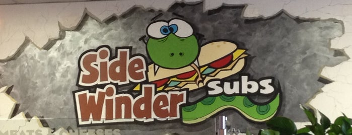 Sidewinder Subs is one of Lugares guardados de Yvette.