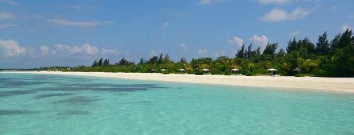 Kanuhura is one of Maldives - The Sunny Side of Life.