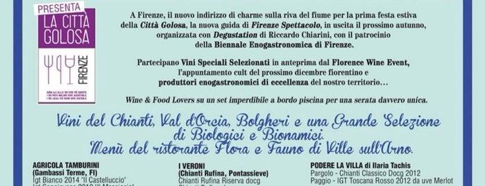 Ville Sull'Arno is one of Posti che sono piaciuti a Renieri.