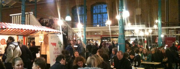 Markthalle Neun is one of A few days in Berlin.