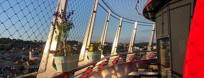 Citerama Café, Restaurant is one of Lugares favoritos de LaNad.