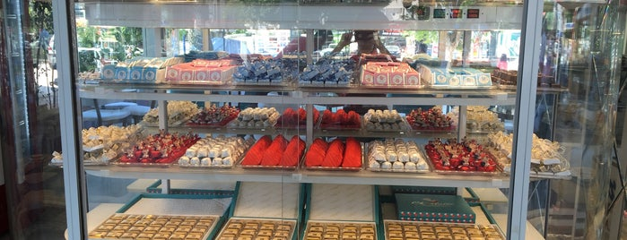 Charlotte Natural Patisserie is one of Antalya.