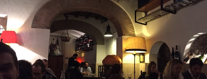 Enoteca Ferrara is one of Roma.